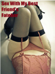 The cover of the book shows the lower half of a woman's body wearing panties and a chemise.