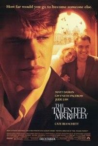 The poster for the film, showcasing Matt Damon.