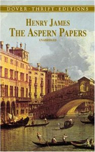 A painting of a Venetian canal adorns the cover od the Dover Thrift Edition of the novel.