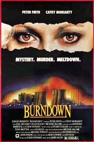 A generic woman's eyes suspended over a city skyline decorate the movie's poster.