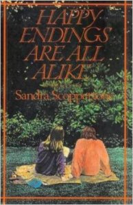 The two protagonists, backs to the artist, share a blanket while looking off into the woods on the cover of the trade paperback edition.