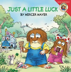 Critter's sister laughs as he contemplates his scoop of ice cream on the ground on the book's cover.