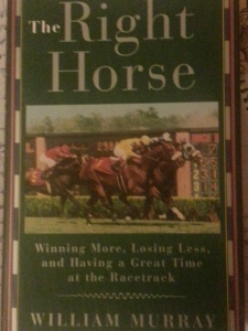 A generic finish line photo adorns the book cover.