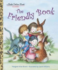 Three happy children hug wild animals on the book's cover.