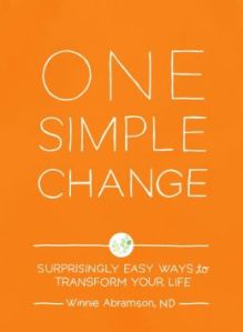 The title in plan text on an orange background adorns the book cover.