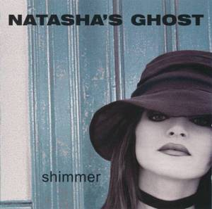 Natasha's Ghost's gorgeous lead singer sulks for the camera on the album cover.