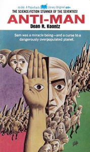 A hand sporting an eye in its palm covers half a man's face on the book's cover.
