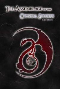 A stylized drawing of a dragon adornes the DVD cover.