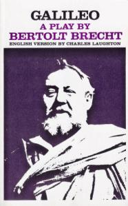 A bust of the man adorns the cover of the trade paperback.