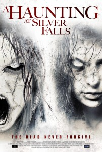 The ghostly twins adorn the movie's poster.