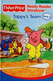 Tappy steps up to the plate on the book's cover.