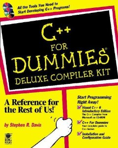 C++ for Dummies has the same layout as every other For Dummies book.