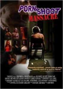 A star, her back to the camera, sits in a chair, while the faces of the other six victims are inset next to her, on the DVD cover.
