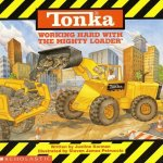 Steve's loader is shown on the book cover.