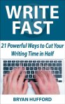 A pair of hands on a keyboard graces the book's cover.