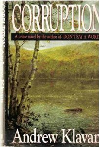 A small stand of trees overlooks a lake on the book's cover.
