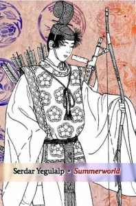 A sixteenth-century Japanese warrior graces the book's cover.