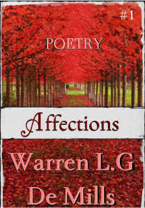 A tree-lined path adorns the cover of the book.