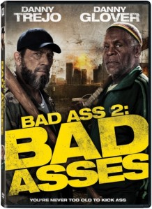Danny Trejo and Danny Glover adorn the DVD cover.