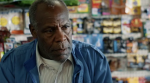 Danny Glover looks incredulous in a still from the film.